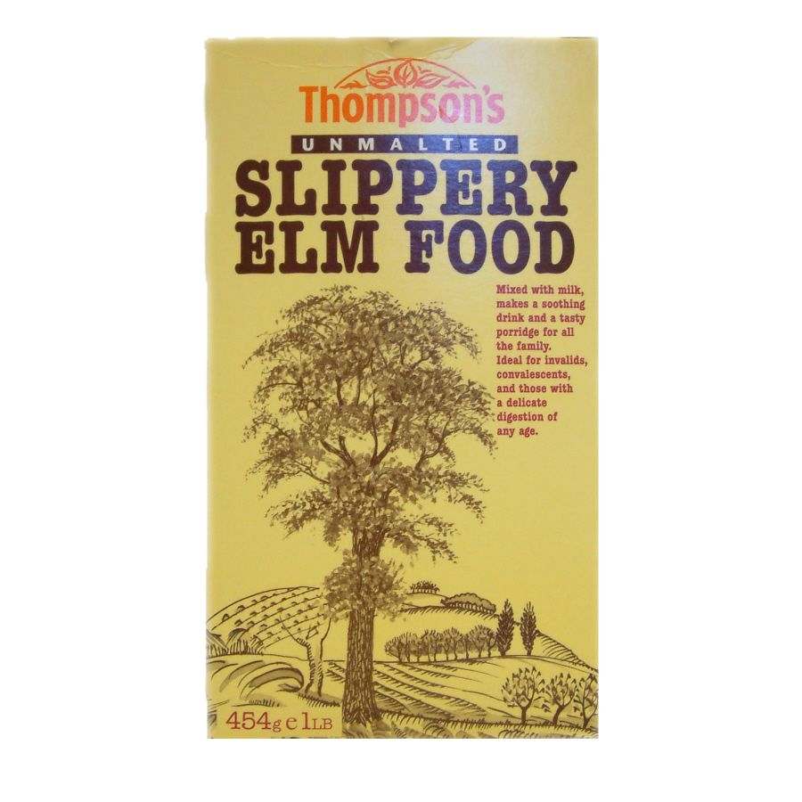 Thompson Unmalted Slippery Elm 454g