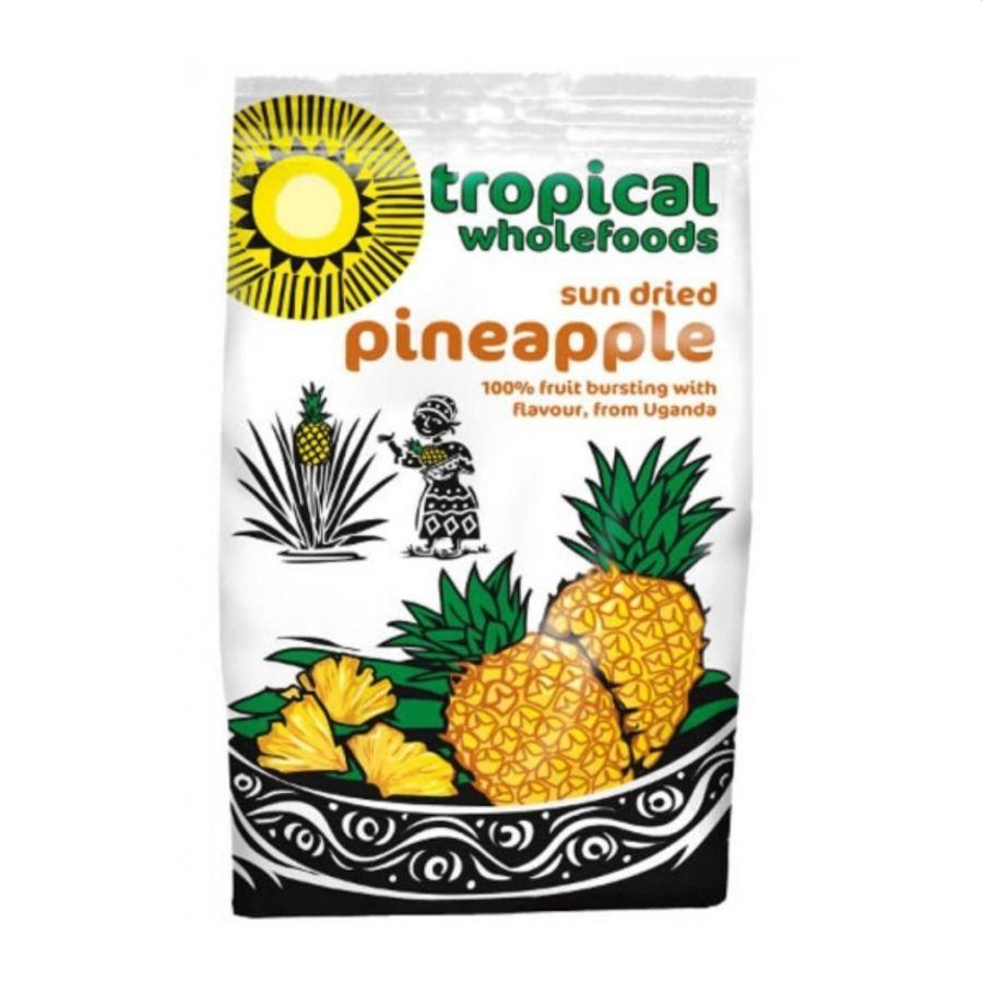 Tropical Wholefood Sun-Dried Pineapple 100g