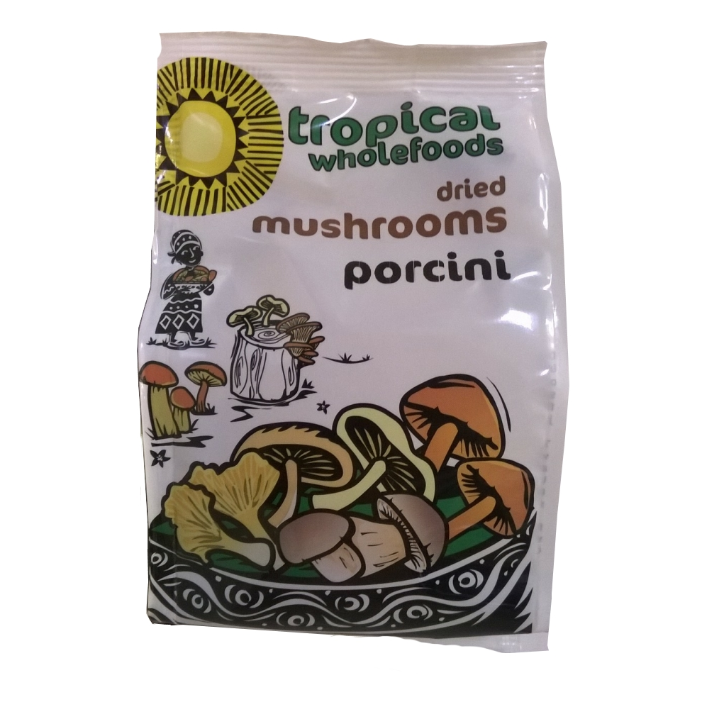 Tropical Wholefoods Porcini Mushroom