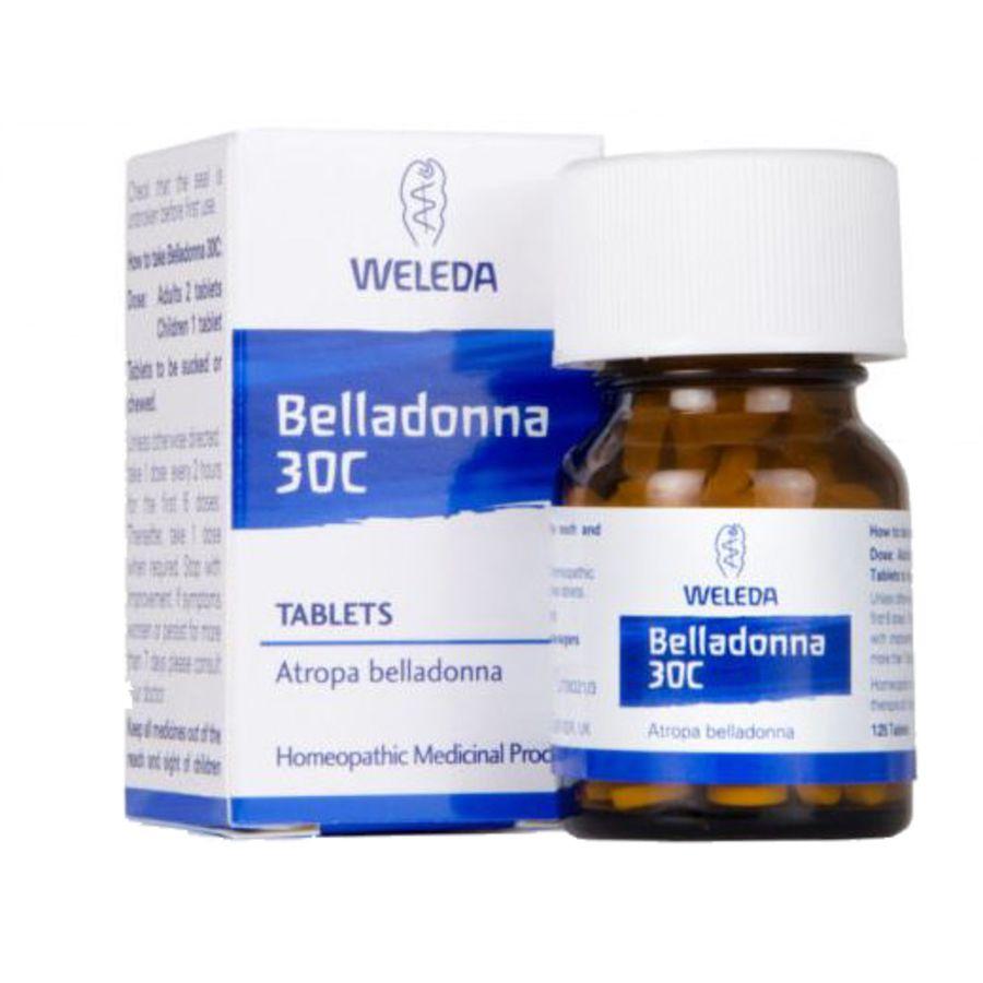 Weleda Belladonna 30C