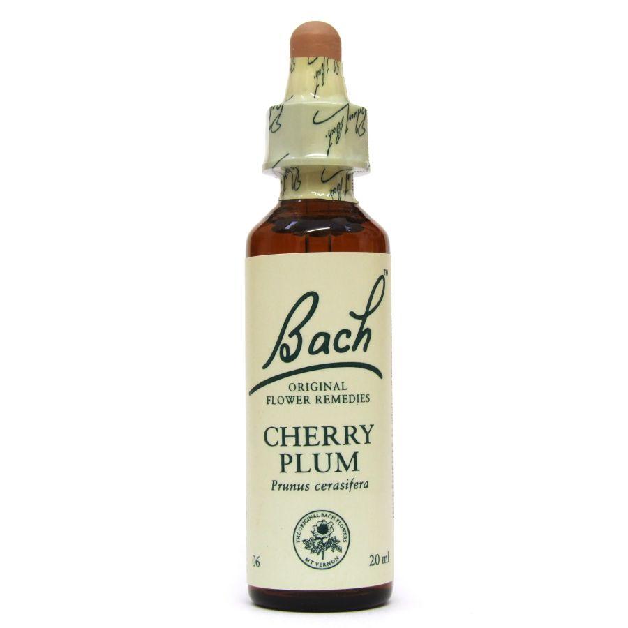 Bach Flower Remedies Cherry Plum 20mls
