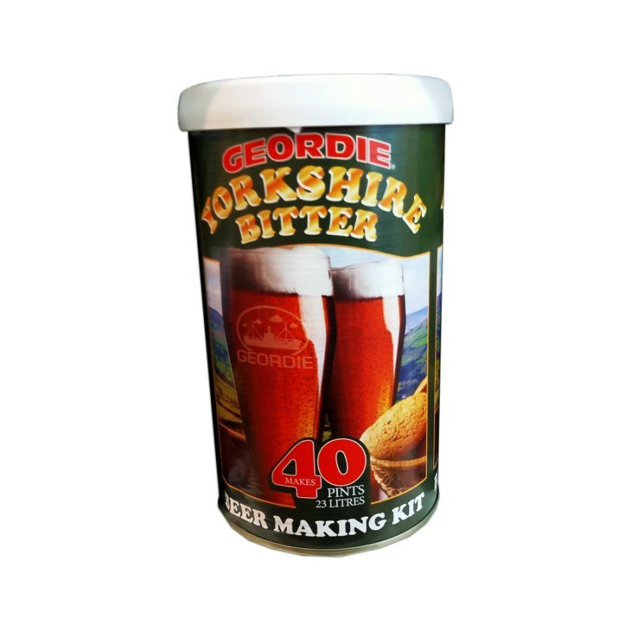 Geordie Yorkshire Bitter 40 Pint Beer Kit