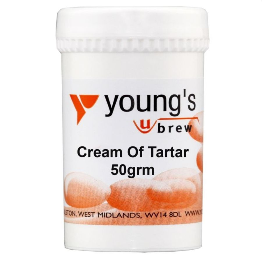 Youngs Cream of Tartar 50grms
