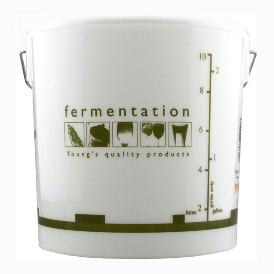 Youngs Fermentation Vessel and Lid 10 litre