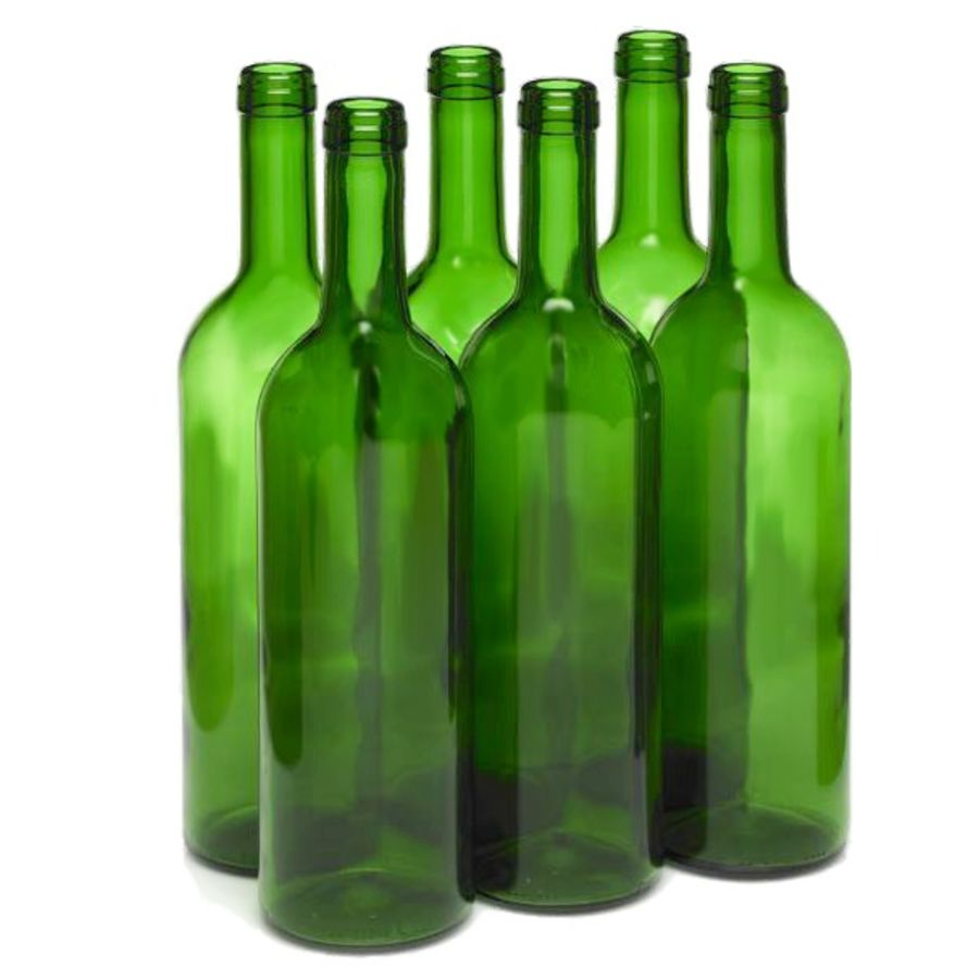 Youngs Green Bottles