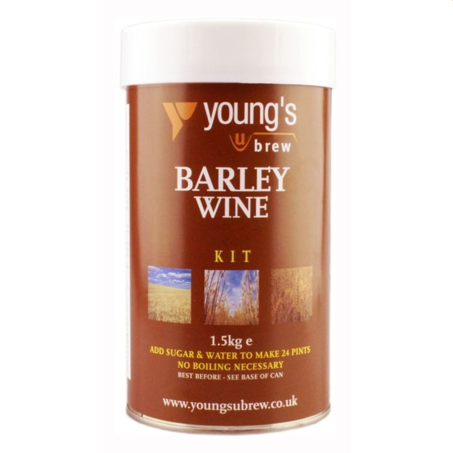 Youngs Harvest Barley Wine 24 Bottle Wine Kit