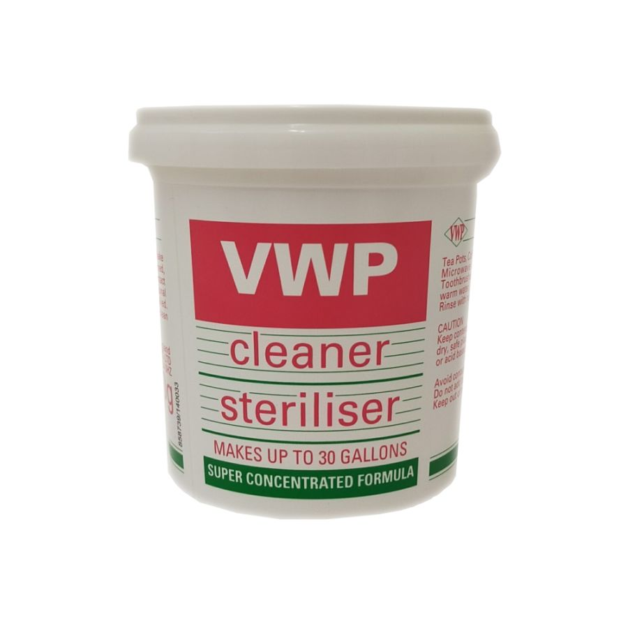 Youngs VWP Cleaner Steriliser 100g