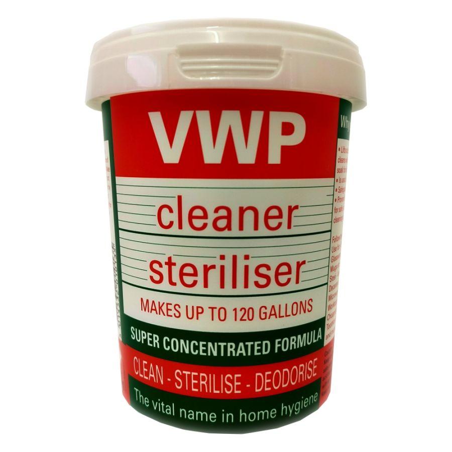 Youngs VWP Cleaner Steriliser 400g