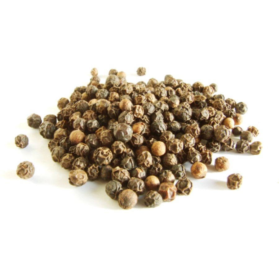 Country Kitchen Black Peppercorns 25g
