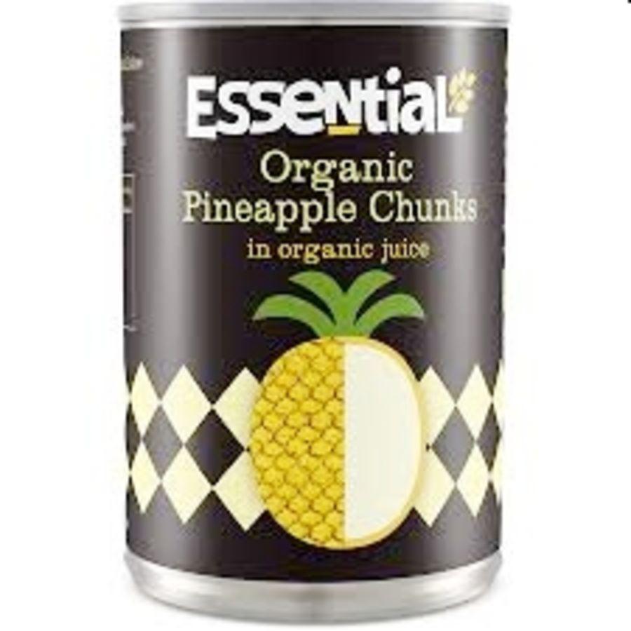 Essential Pineapple Chunks 400g