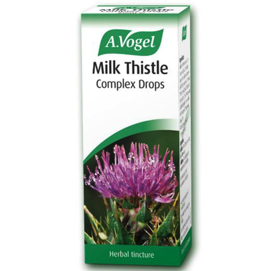 A Vogel Milk Thistle 50mls