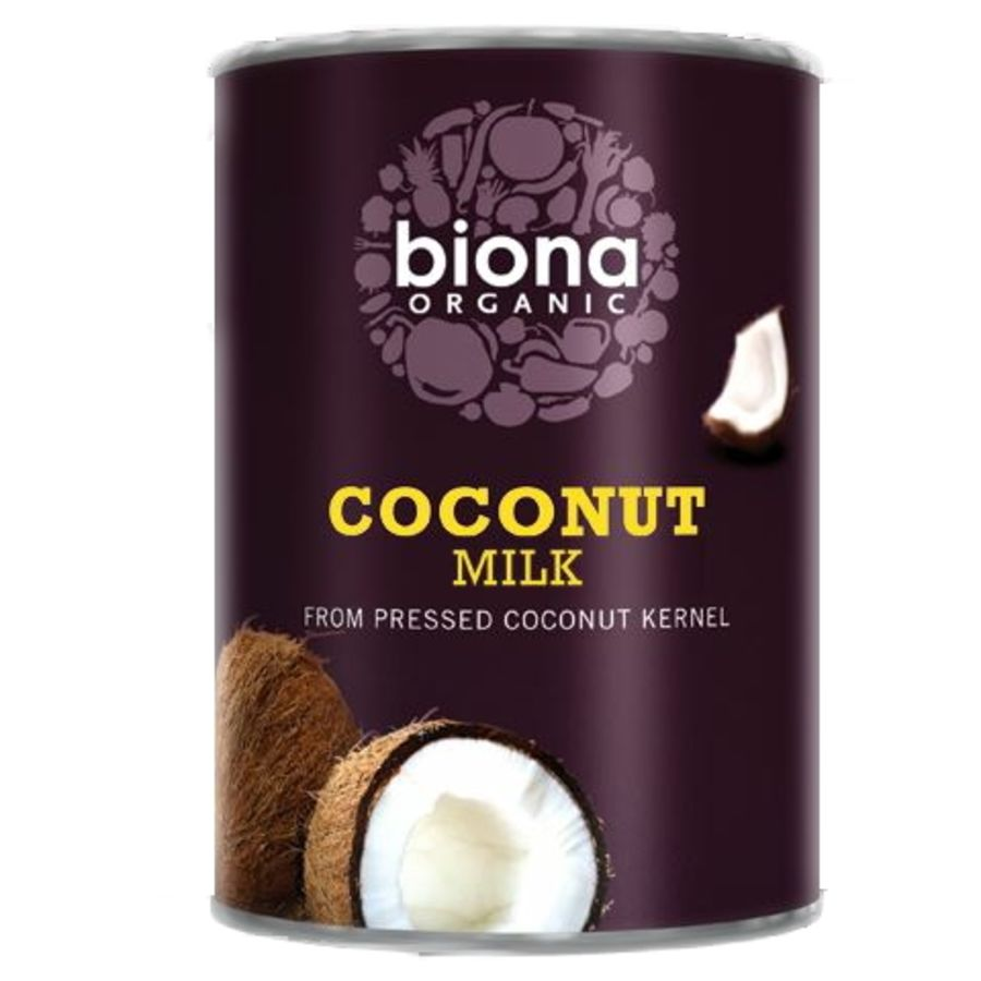 Biona Organic Creamed Coconut Milk 400mls