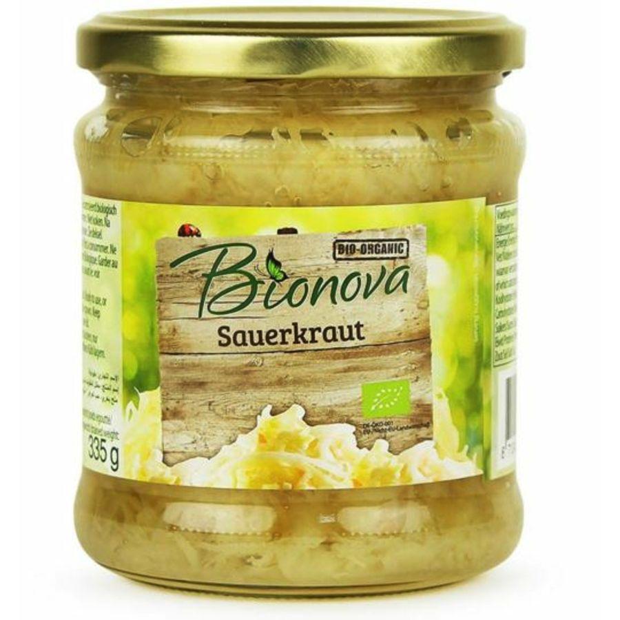 Bionova Organic Sauerkraut 335g