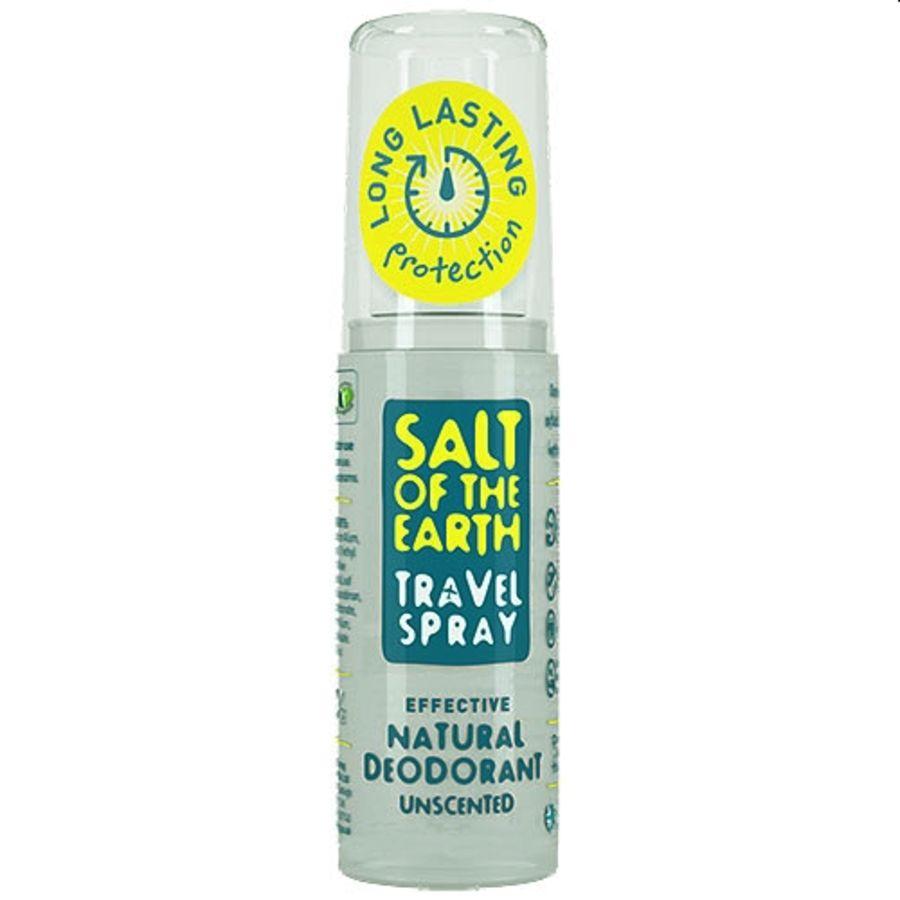 Salt Of The Earth Crystal Travel Spray 50mls
