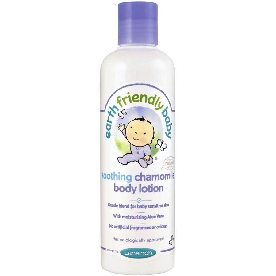 Earth Friendly Baby Soothing Lavender Body Lotion 250mls