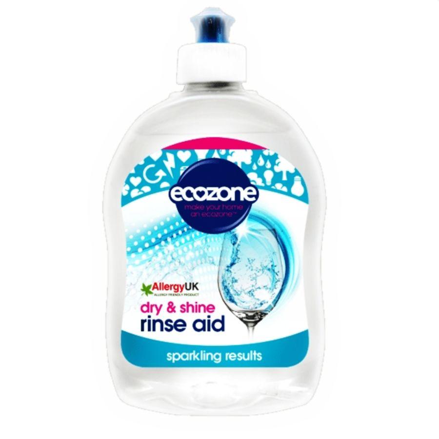 Ecozone Rinse Aid 500mls
