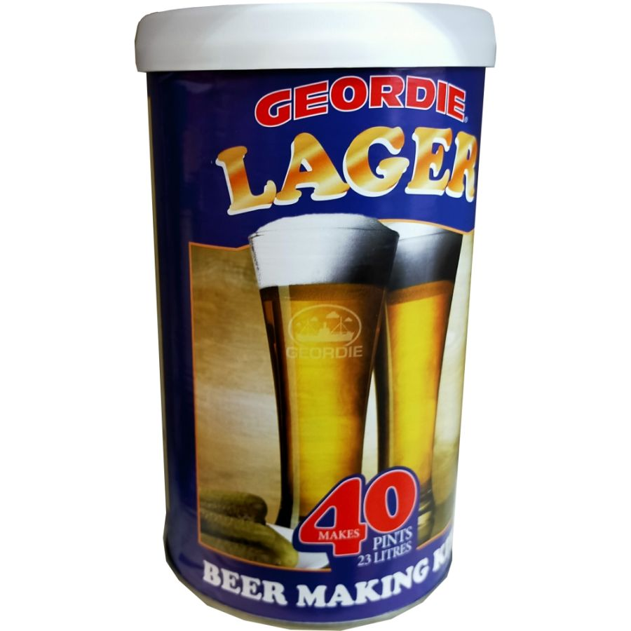 Geordie 40 Pint Lager Kit