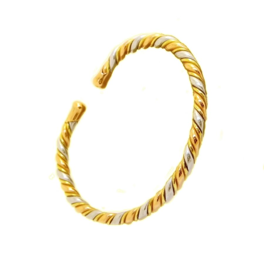Laurence Butler Small Magnetic Three Colour Bracelet