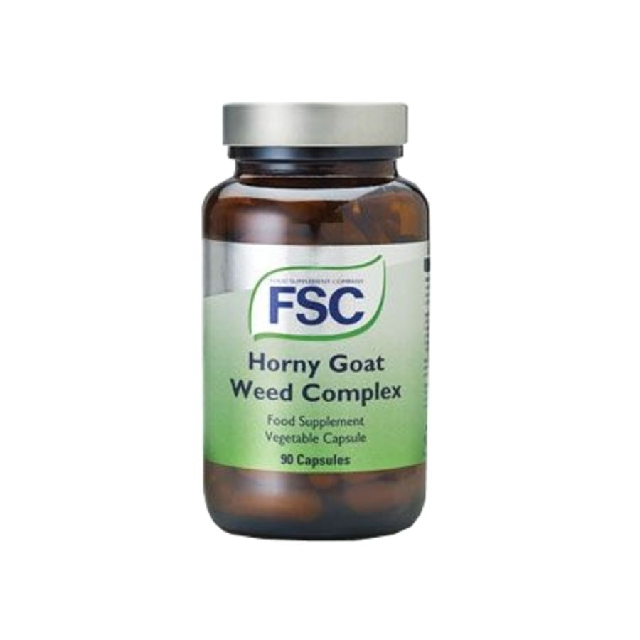 FSC Horny Goat Weed Complex 90 capsules