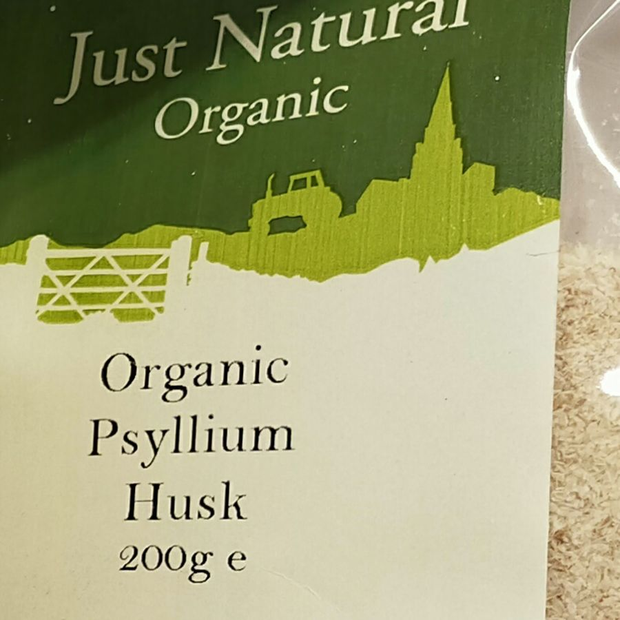 Just Natural Psyllium Husk 200g