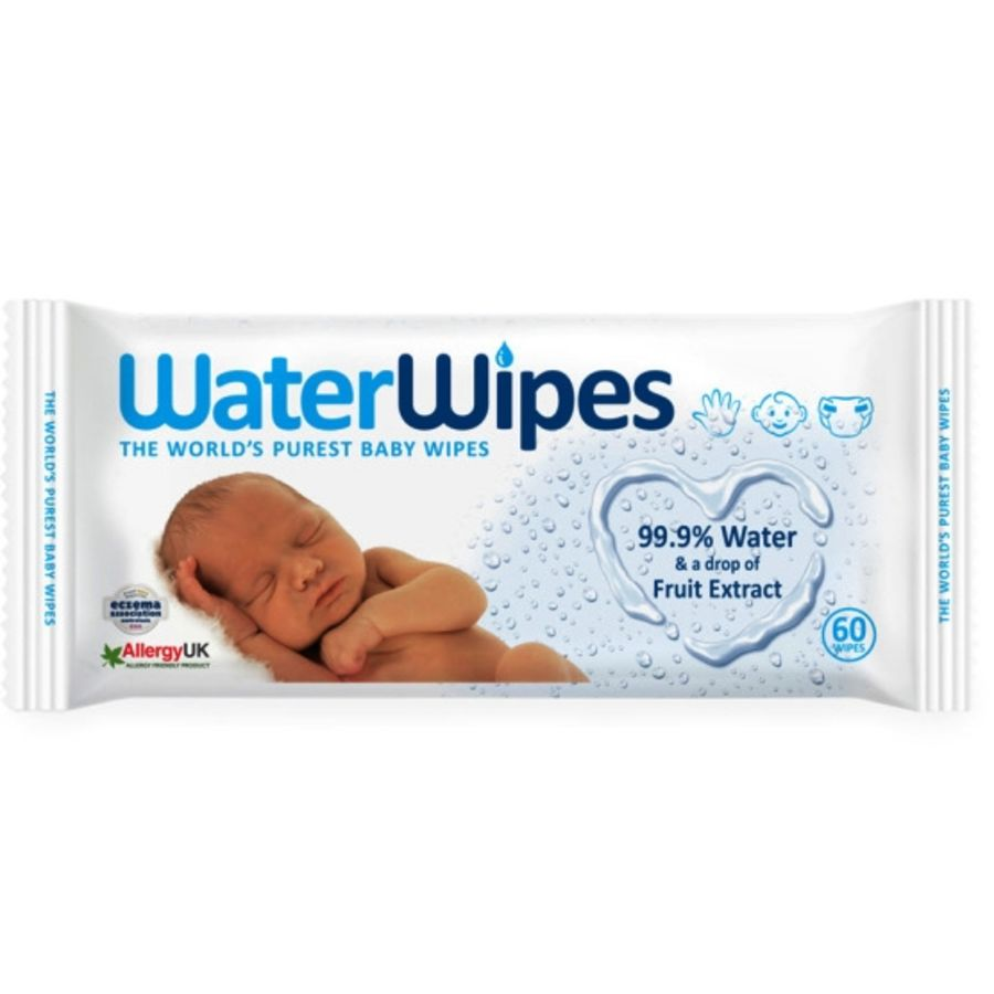 Water Wipes -10 wipes