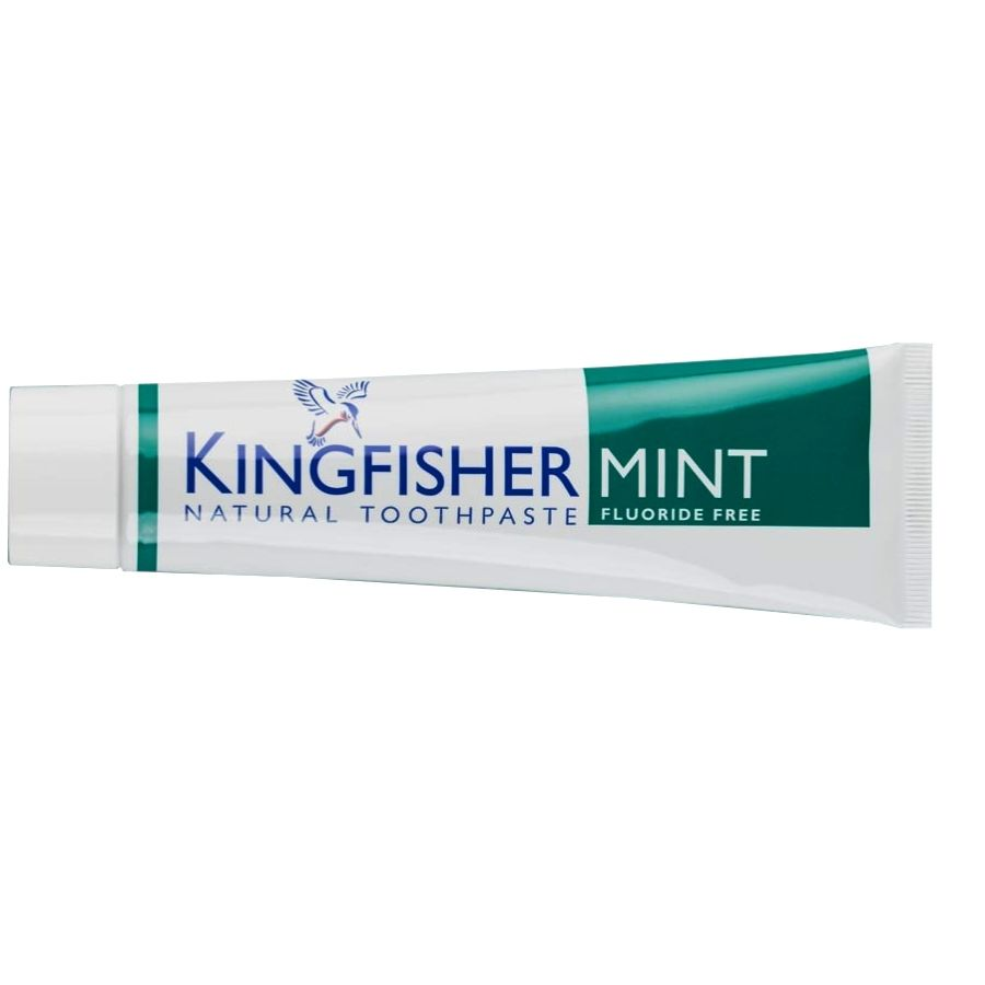 Kingfisher Toothpaste Fluoride-Free Mint 100 mls