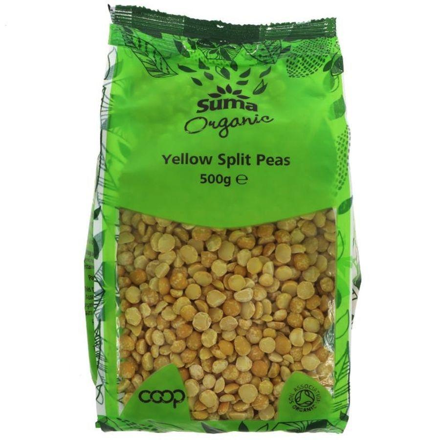 Suma Yellow Split Peas 500g
