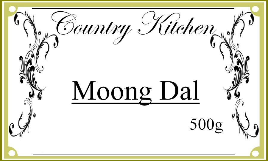 Country Kitchen Moong Dahl 500g