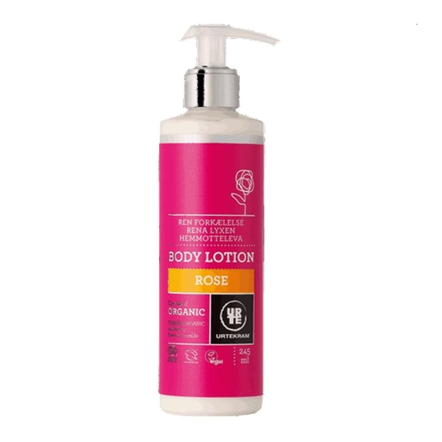Urtekram Rose Body Lotion 245ml