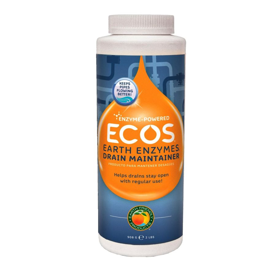 Ecos Earth Enzymes Drain Maintainer 907g