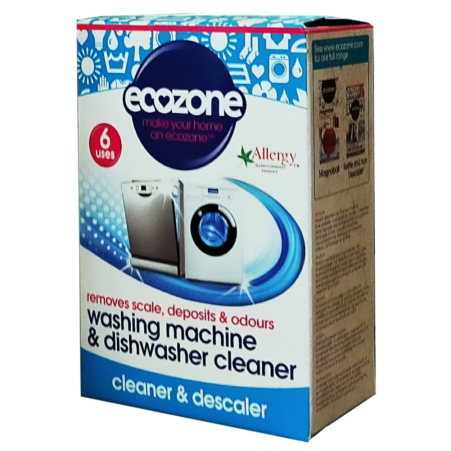 Ecozone Washing Machine And Dishwasher Cleaner 6 Uses