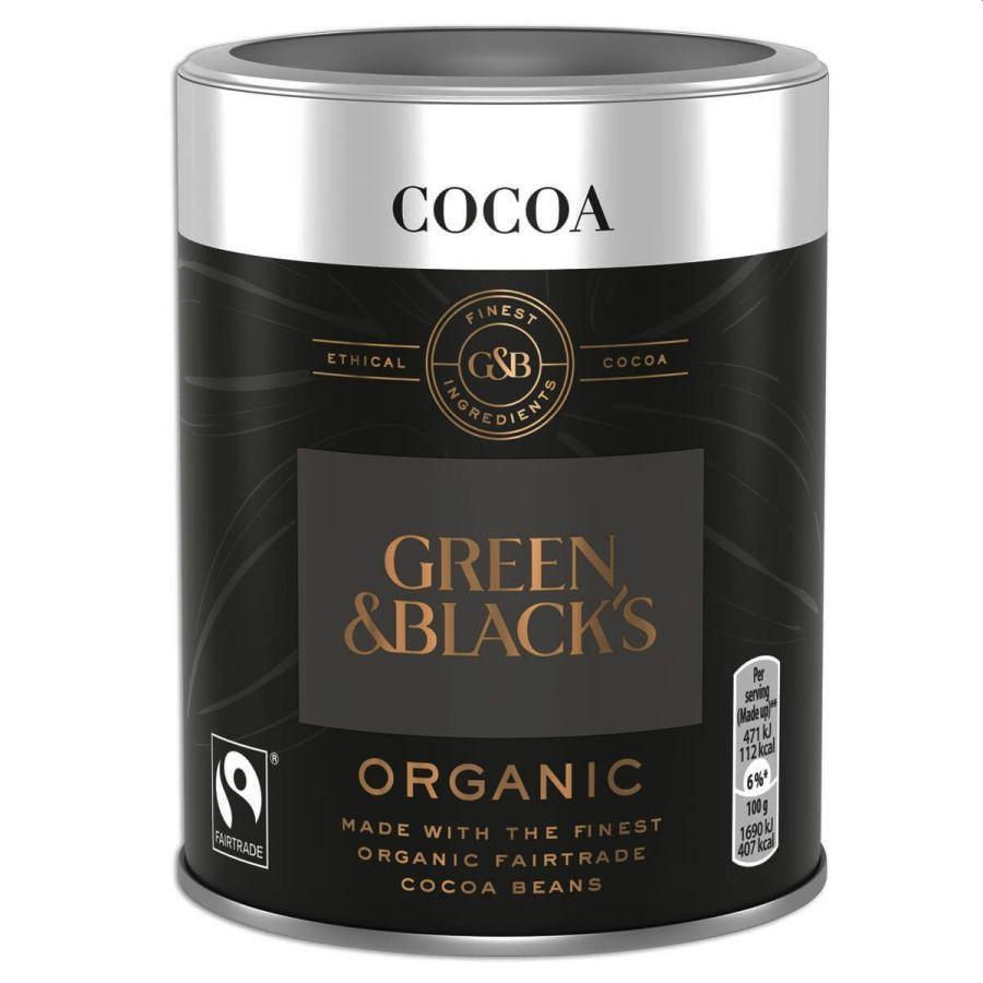 Green & Blacks Organic Cocoa 125g