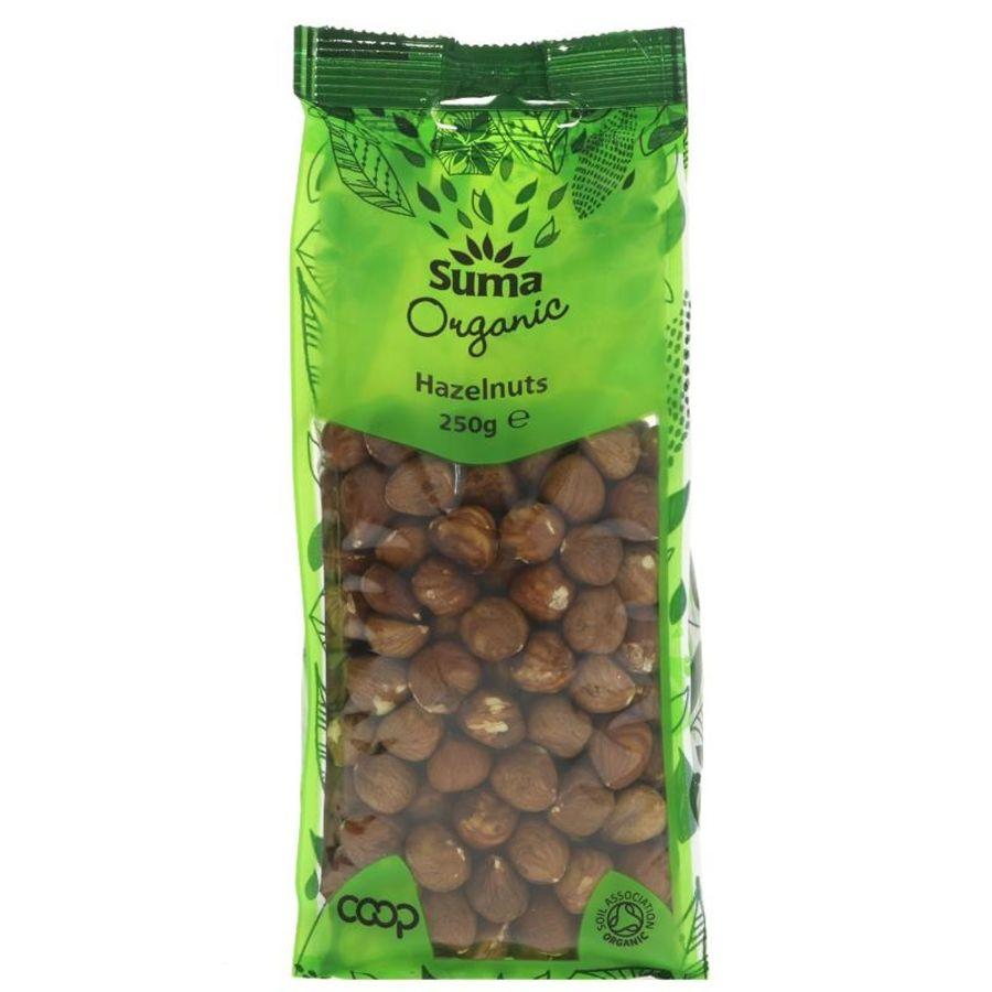 Suma Organic Hazelnuts 250g
