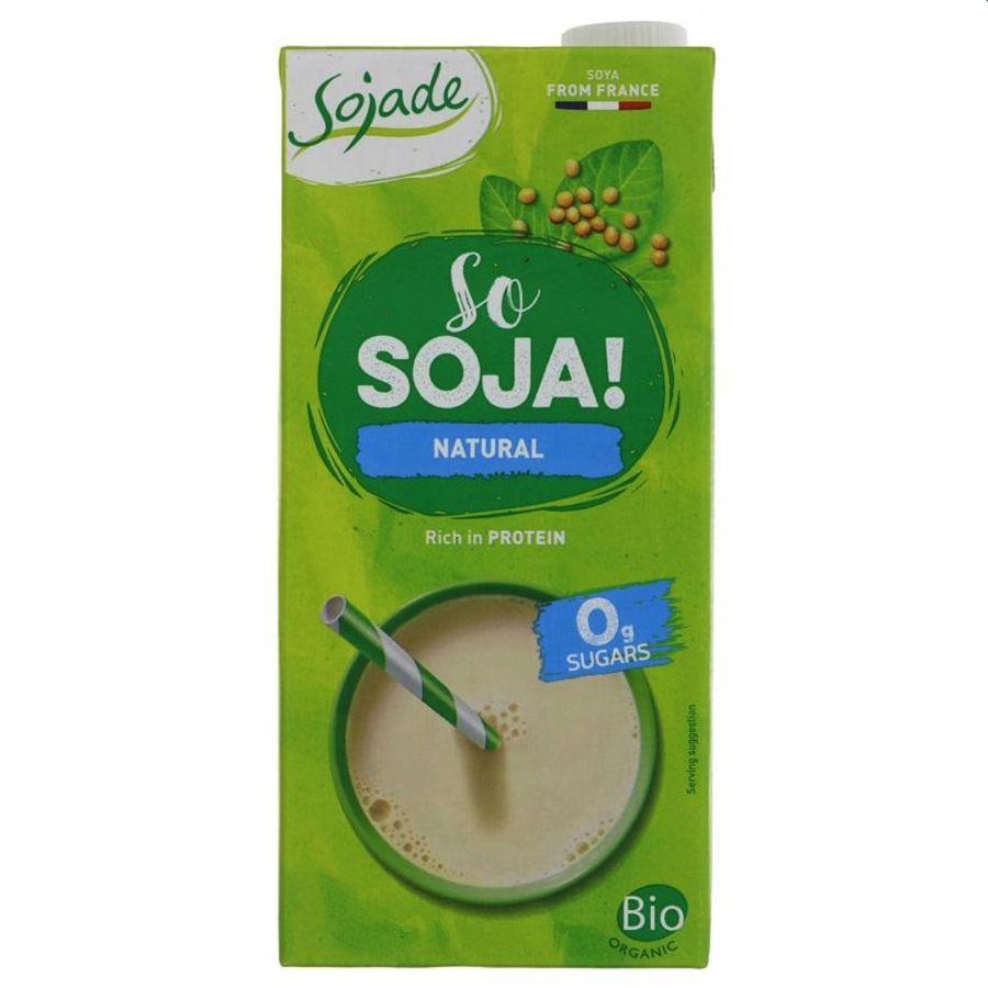 Sojade Soya Milk Unsweetened 1 litre