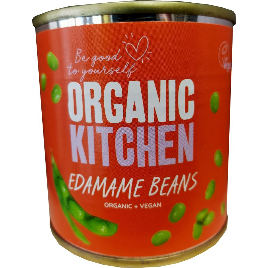 Organic Kitchen Edamame Beans 200g