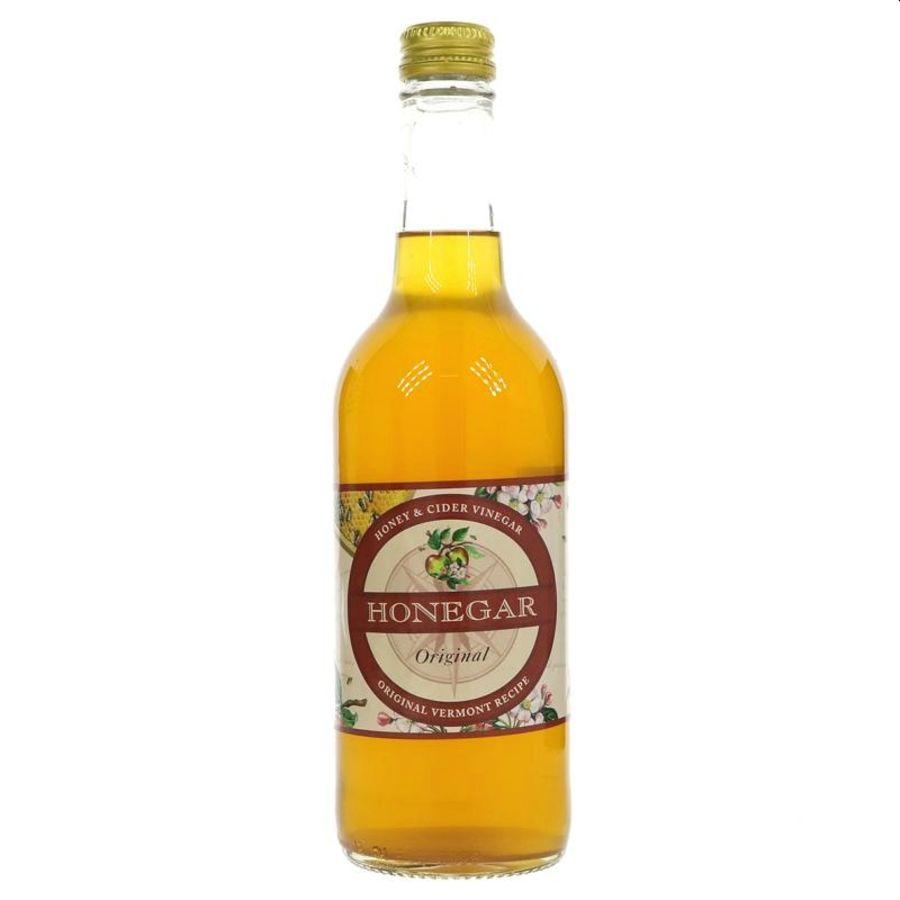 Healthy Foods Honeygar Original Vermont Recipe Vinegar 500mls
