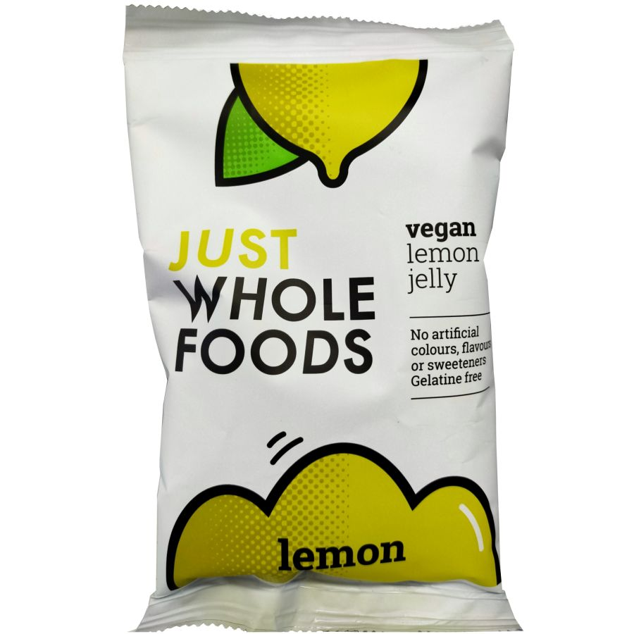 Just Wholefoods Jelly Crystals 85g