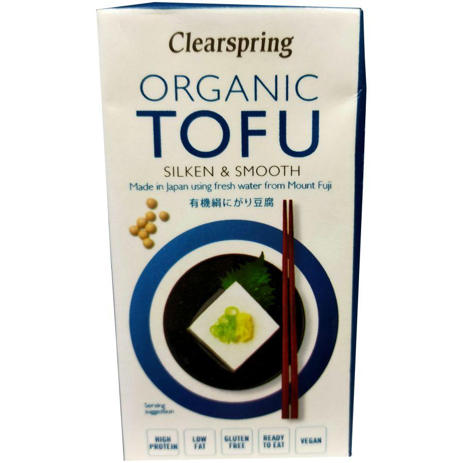 Clearspring Organic Tofu Silken & Smooth 300g