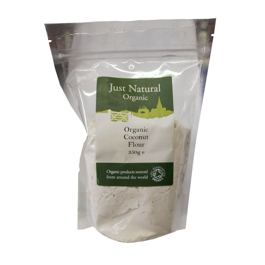 Just Natural Organic Coconut Flour 350g