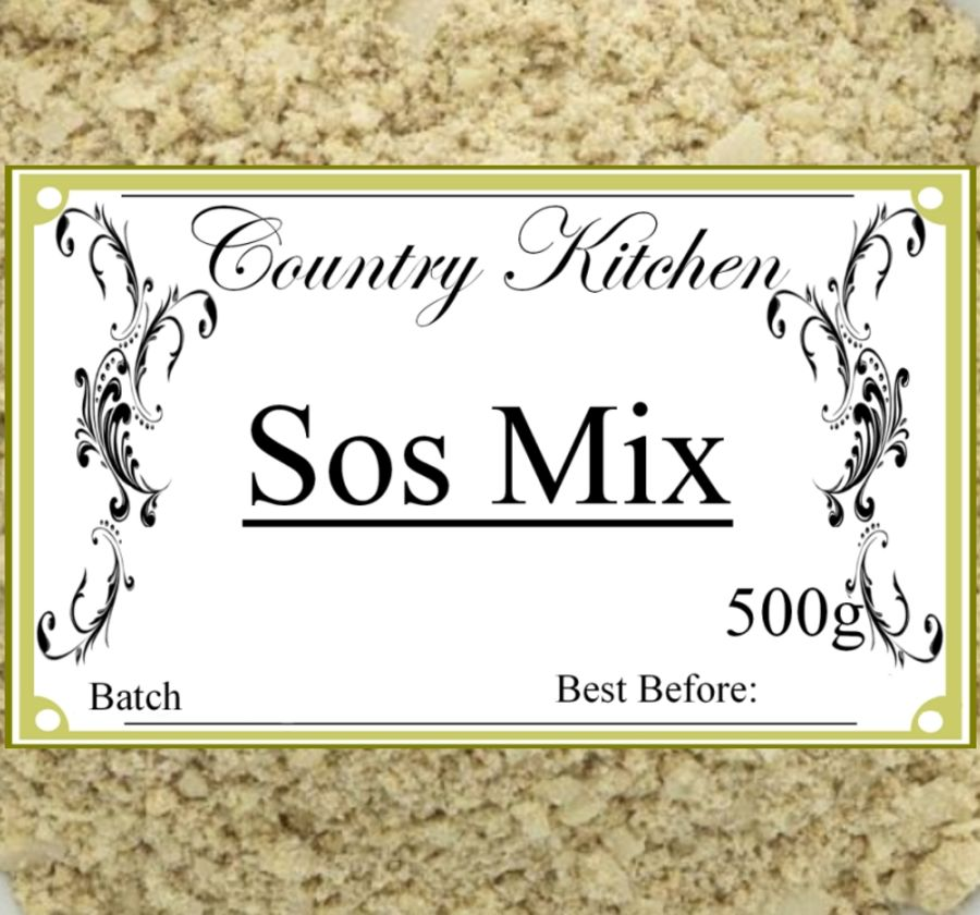Country Kitchen Sos Mix 500g