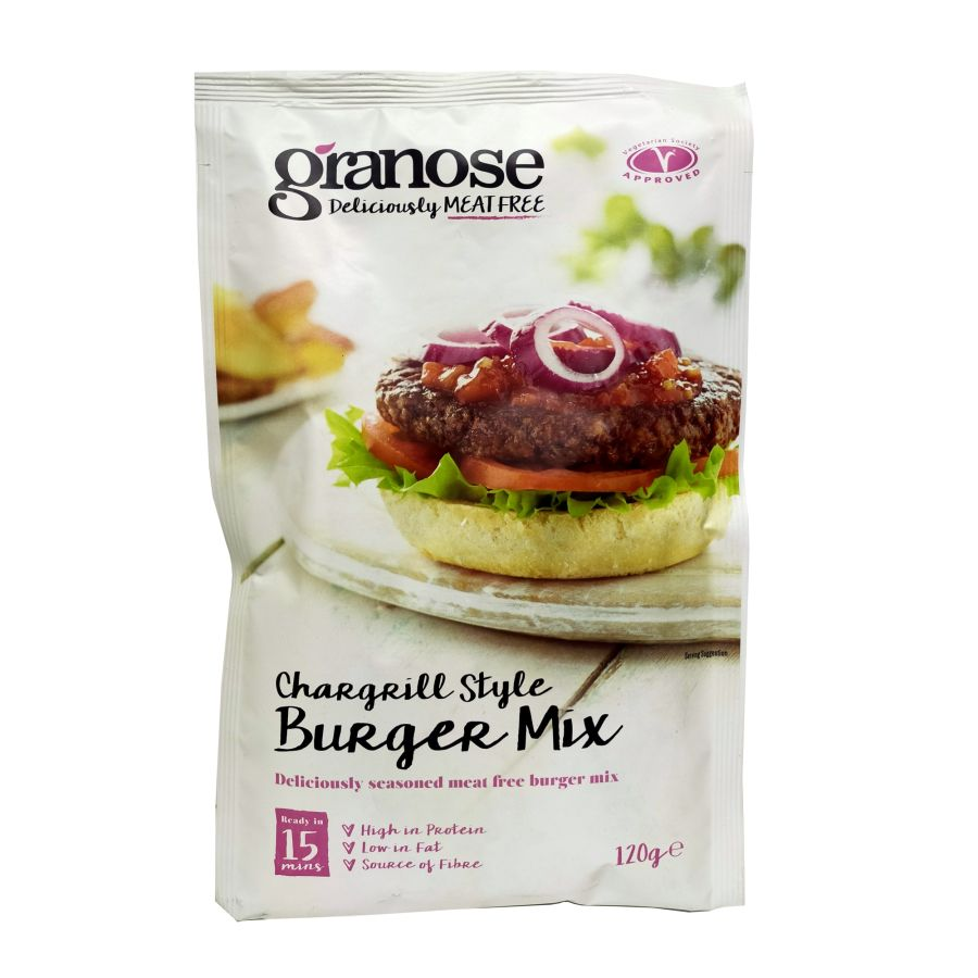 Granose Meat-Free burger Mix 120g