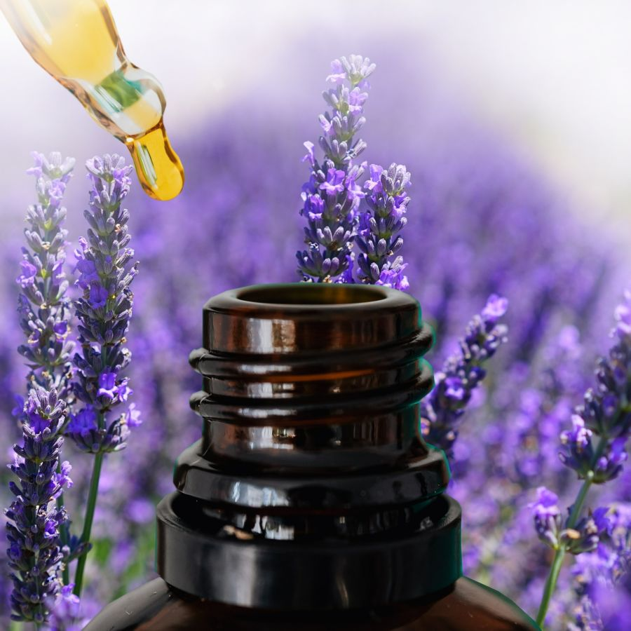 Amour Natural Lavender Pure Essential Oil 100mls