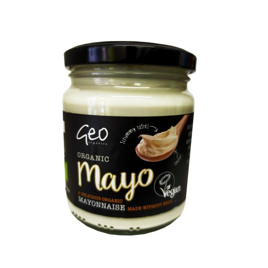 Geo Organic Mayo 232g
