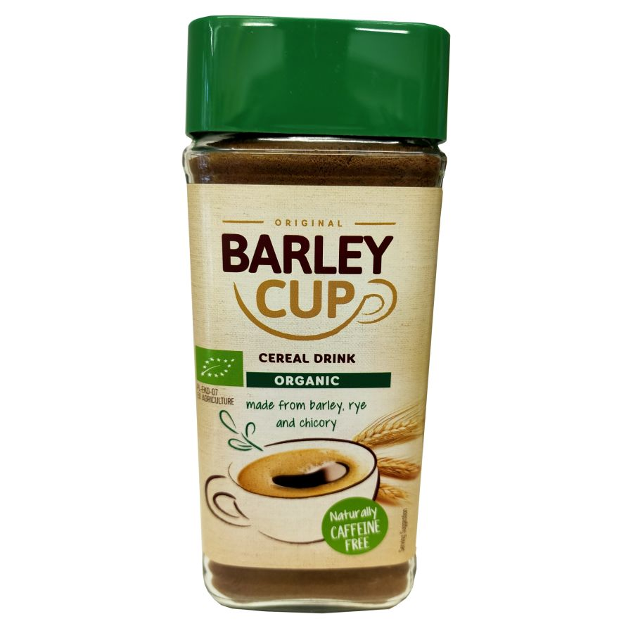 Barley Cup Organic Cereal Drink 200g