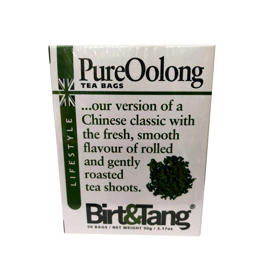 Birt & Tang Oolong 50 teabags