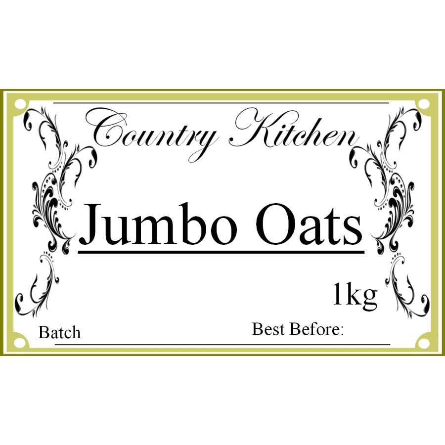 Country Kitchen Jumbo Oats 1Kg