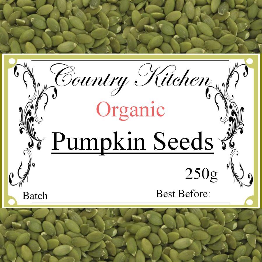Country Kitchen Organic Pumpkin Seeds 250g