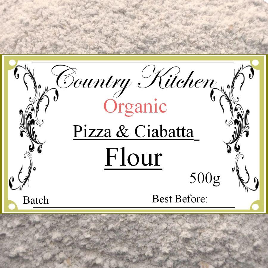 Country Kitchen Organic Pizza & Ciabatta Flour 1Kg