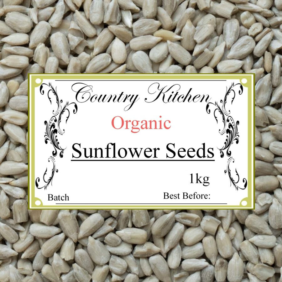 Country Kitchen Organic Sunflower Seeds
