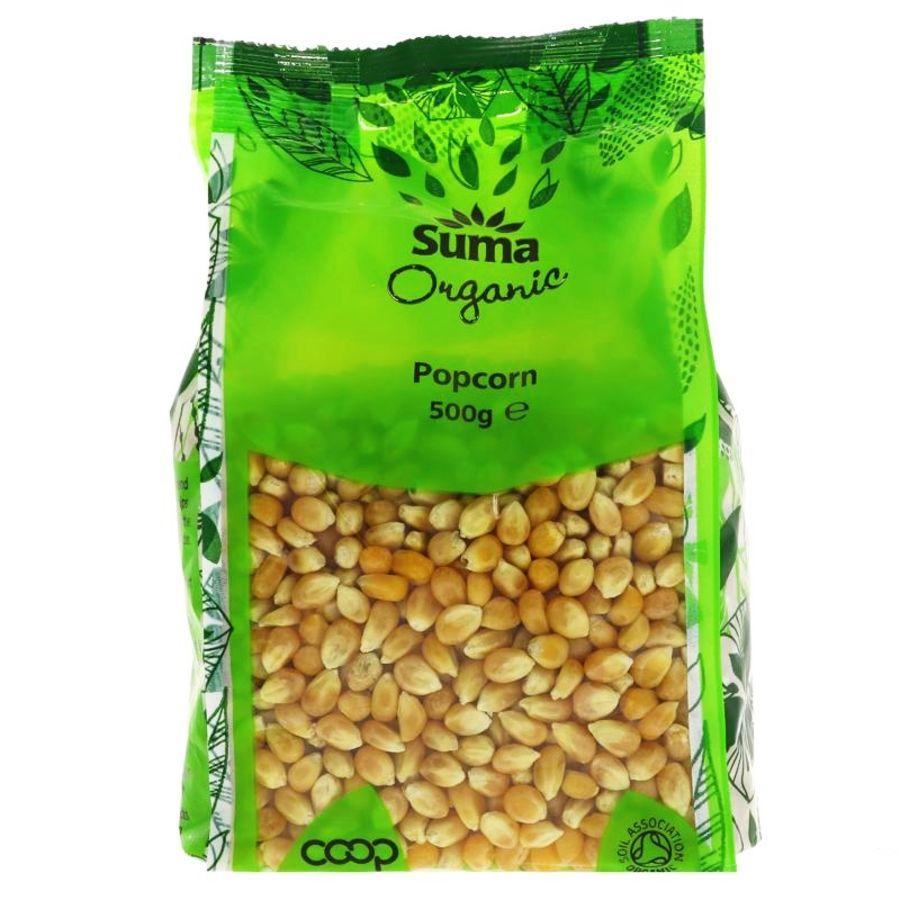 Suma Organic Popcorn 500g